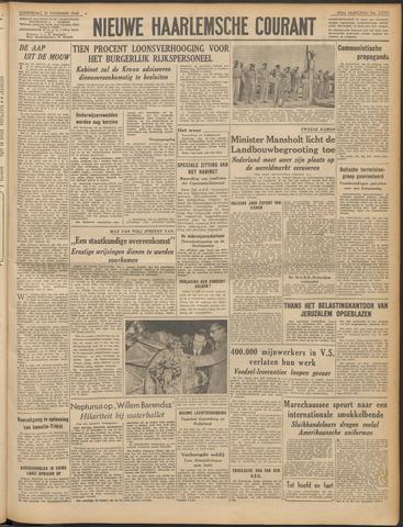Nieuwe Haarlemsche Courant 1946-11-21