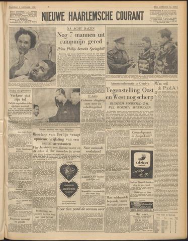 Nieuwe Haarlemsche Courant 1958-11-03