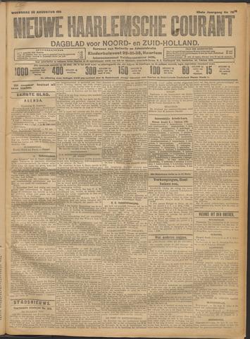 Nieuwe Haarlemsche Courant 1911-08-30