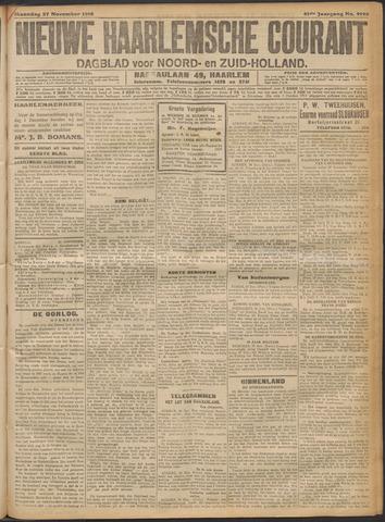 Nieuwe Haarlemsche Courant 1916-11-27