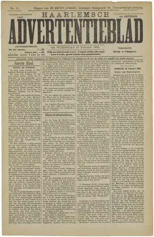 Haarlemsch Advertentieblad 1900-02-21