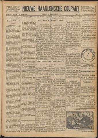 Nieuwe Haarlemsche Courant 1928-08-10