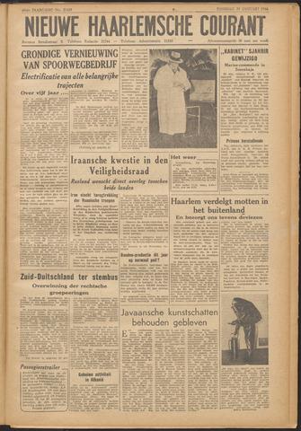 Nieuwe Haarlemsche Courant 1946-01-29