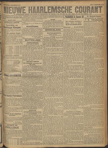 Nieuwe Haarlemsche Courant 1917-12-01