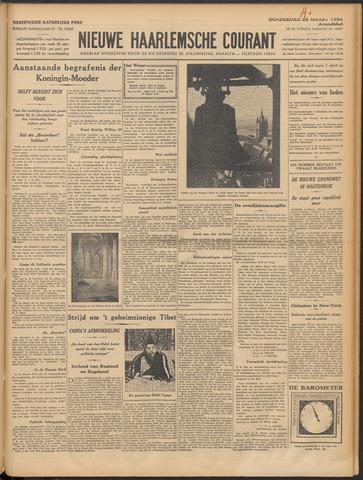 Nieuwe Haarlemsche Courant 1934-03-22