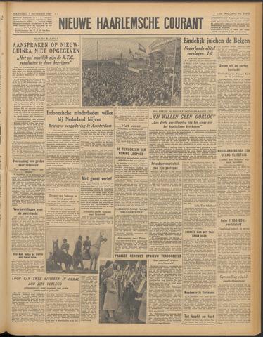 Nieuwe Haarlemsche Courant 1949-11-07