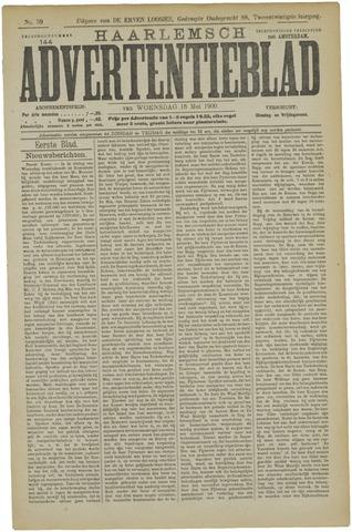 Haarlemsch Advertentieblad 1900-05-16