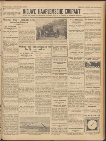 Nieuwe Haarlemsche Courant 1938-11-16