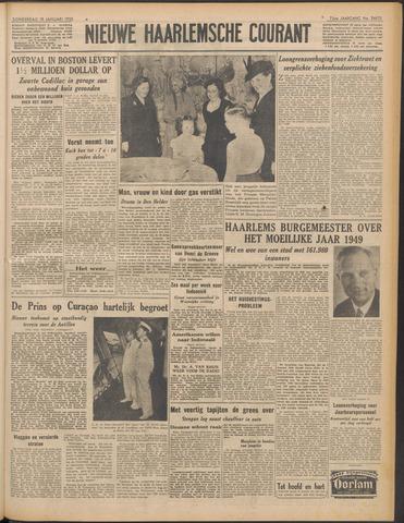 Nieuwe Haarlemsche Courant 1950-01-19