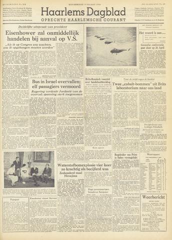 Haarlem's Dagblad 1954-03-18