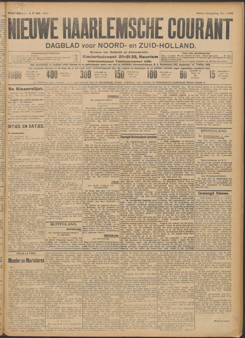 Nieuwe Haarlemsche Courant 1910-02-03
