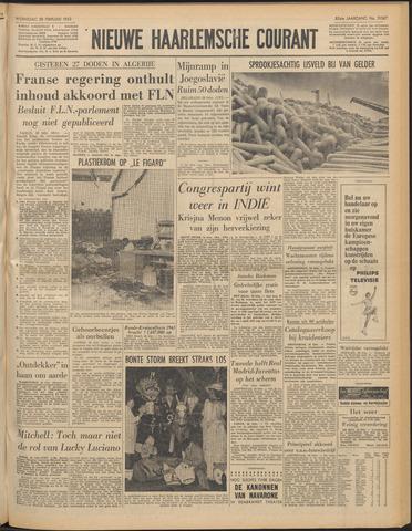 Nieuwe Haarlemsche Courant 1962-02-28