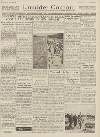 IJmuider Courant 1959-05-11
