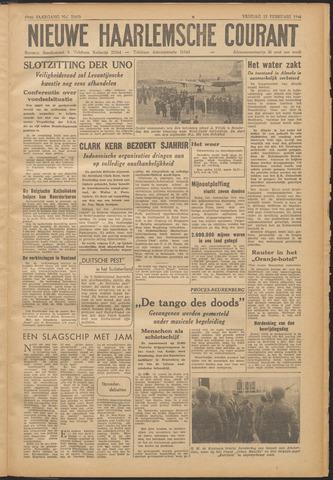 Nieuwe Haarlemsche Courant 1946-02-15