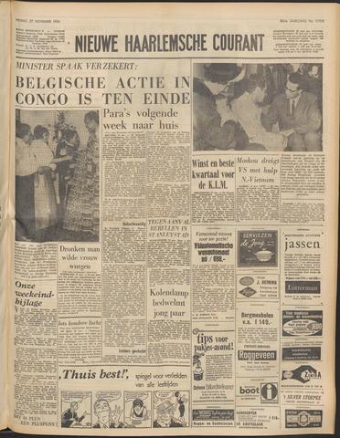 Nieuwe Haarlemsche Courant 1964-11-27