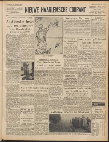 Nieuwe Haarlemsche Courant 1960-01-06