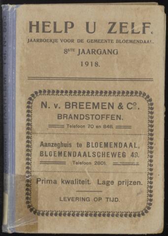 Adresboeken Bloemendaal 1918