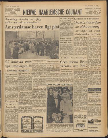 Nieuwe Haarlemsche Courant 1963-10-22