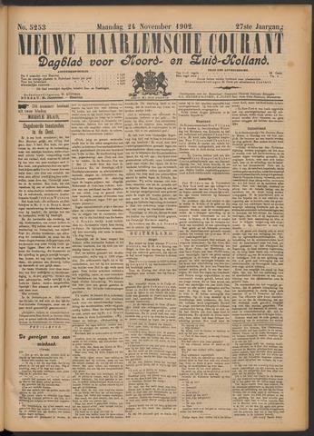 Nieuwe Haarlemsche Courant 1902-11-24