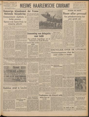 Nieuwe Haarlemsche Courant 1947-12-01