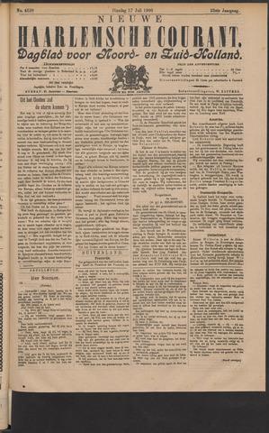 Nieuwe Haarlemsche Courant 1900-07-17
