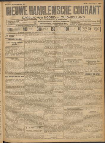 Nieuwe Haarlemsche Courant 1911-09-05