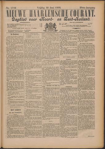 Nieuwe Haarlemsche Courant 1904-06-10