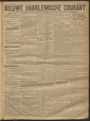 Nieuwe Haarlemsche Courant 1918-07-16