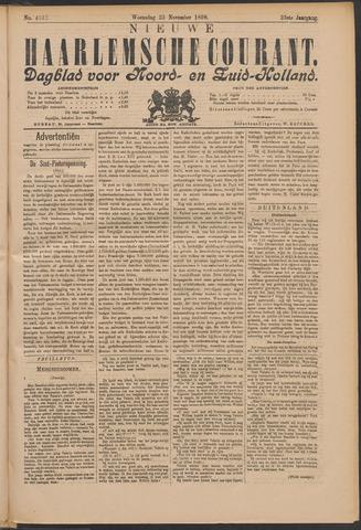 Nieuwe Haarlemsche Courant 1898-11-23