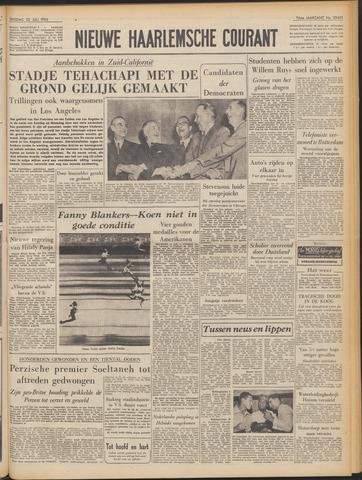 Nieuwe Haarlemsche Courant 1952-07-22