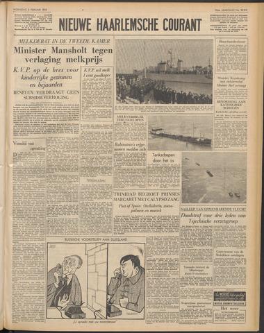 Nieuwe Haarlemsche Courant 1955-02-02