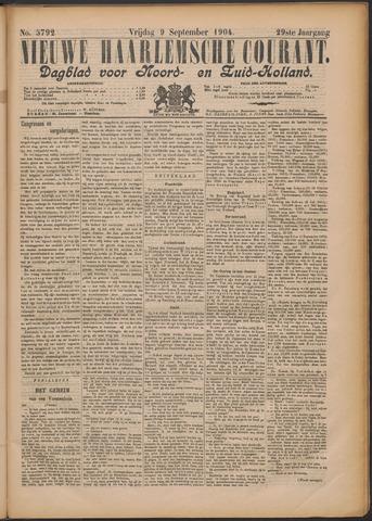 Nieuwe Haarlemsche Courant 1904-09-09
