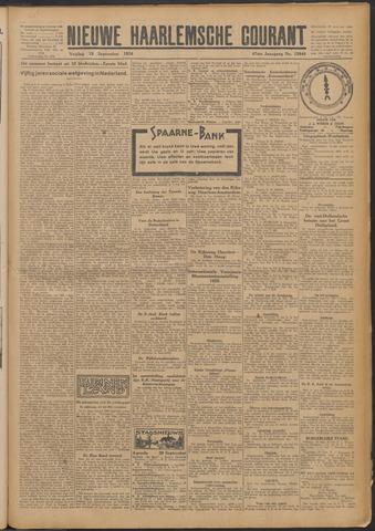 Nieuwe Haarlemsche Courant 1924-09-19