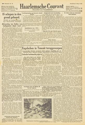 Haarlemsche Courant 1943-03-25