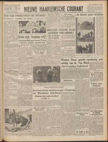 Nieuwe Haarlemsche Courant 1948-11-12
