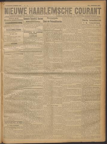 Nieuwe Haarlemsche Courant 1919-03-12