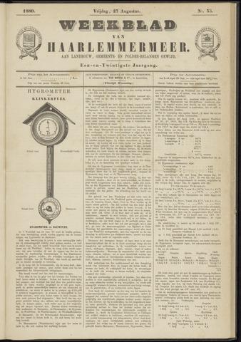 Weekblad van Haarlemmermeer 1880-08-27