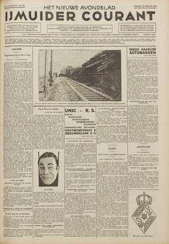 IJmuider Courant 1938-02-25