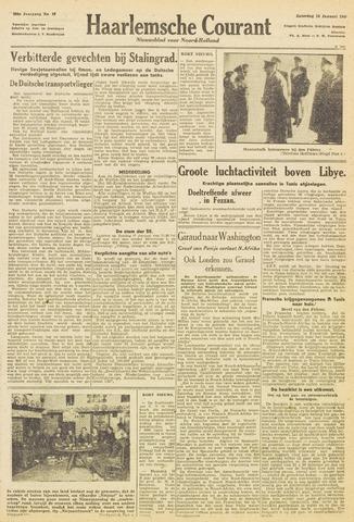Haarlemsche Courant 1943-01-16
