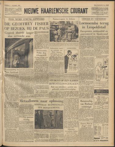 Nieuwe Haarlemsche Courant 1960-12-03