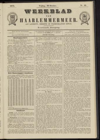 Weekblad van Haarlemmermeer 1873-10-10