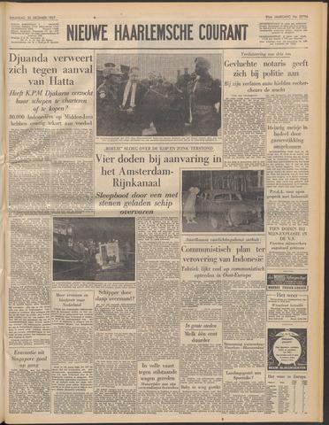 Nieuwe Haarlemsche Courant 1957-12-30