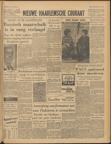 Nieuwe Haarlemsche Courant 1963-05-30