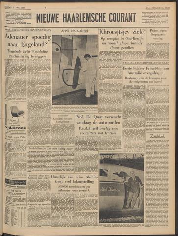 Nieuwe Haarlemsche Courant 1959-04-07