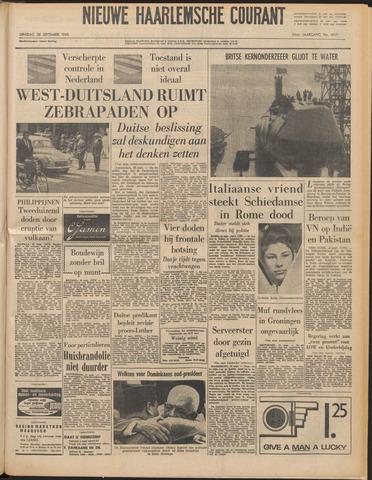 Nieuwe Haarlemsche Courant 1965-09-28