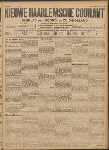 Nieuwe Haarlemsche Courant 1910-02-22