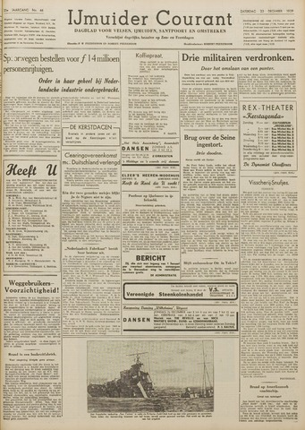 IJmuider Courant 1939-12-23