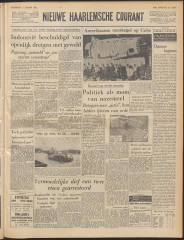 Nieuwe Haarlemsche Courant 1961-01-05