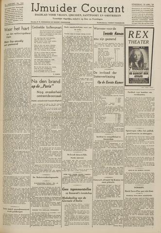 IJmuider Courant 1939-04-20