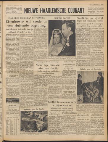 Nieuwe Haarlemsche Courant 1960-01-08